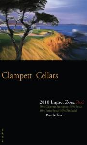 Impact Zone (front)